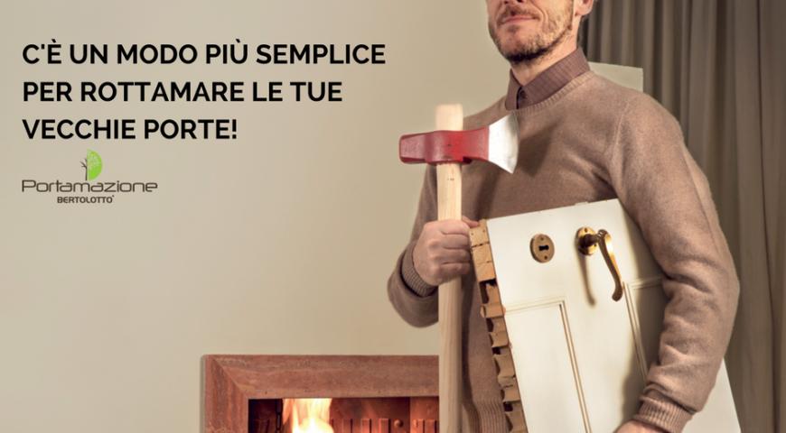 Offerta PORTAMAZIONE Bertolotto