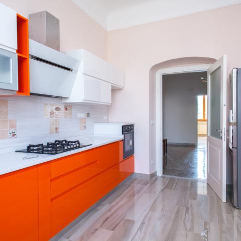 Ristrutturazione completa appartamento a Genova