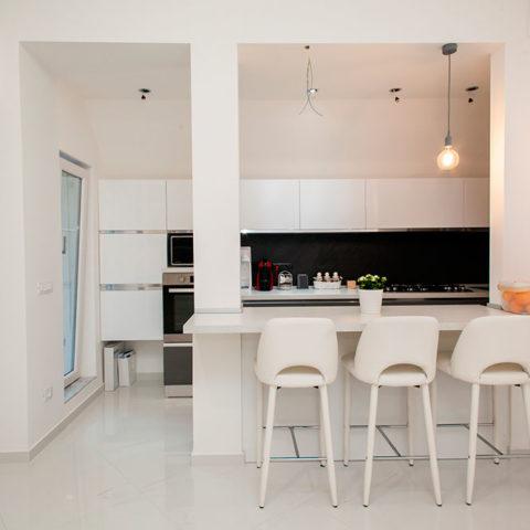 Appartamento privato Oregina