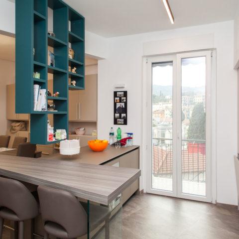 Appartamento privato Via Martiri del Turchino