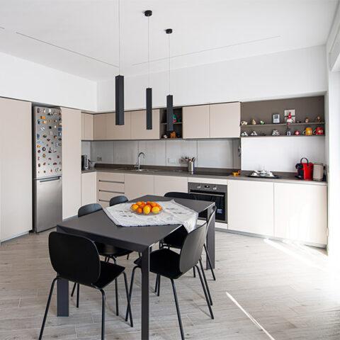 Appartamento privato a Borzoli